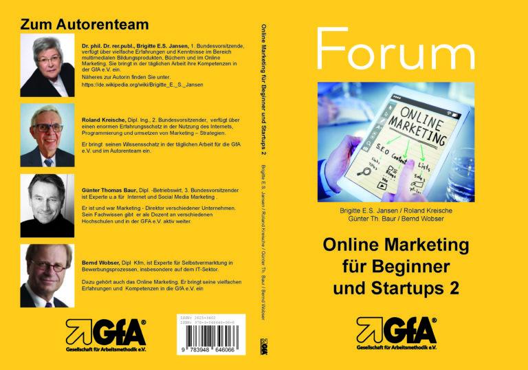 Online Marketing für Beginner 2