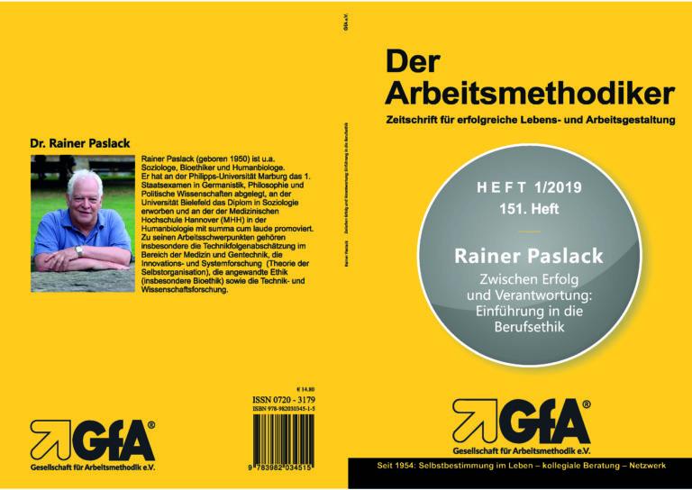 DER ARBEITSMETHODIKER AUSGABE 151