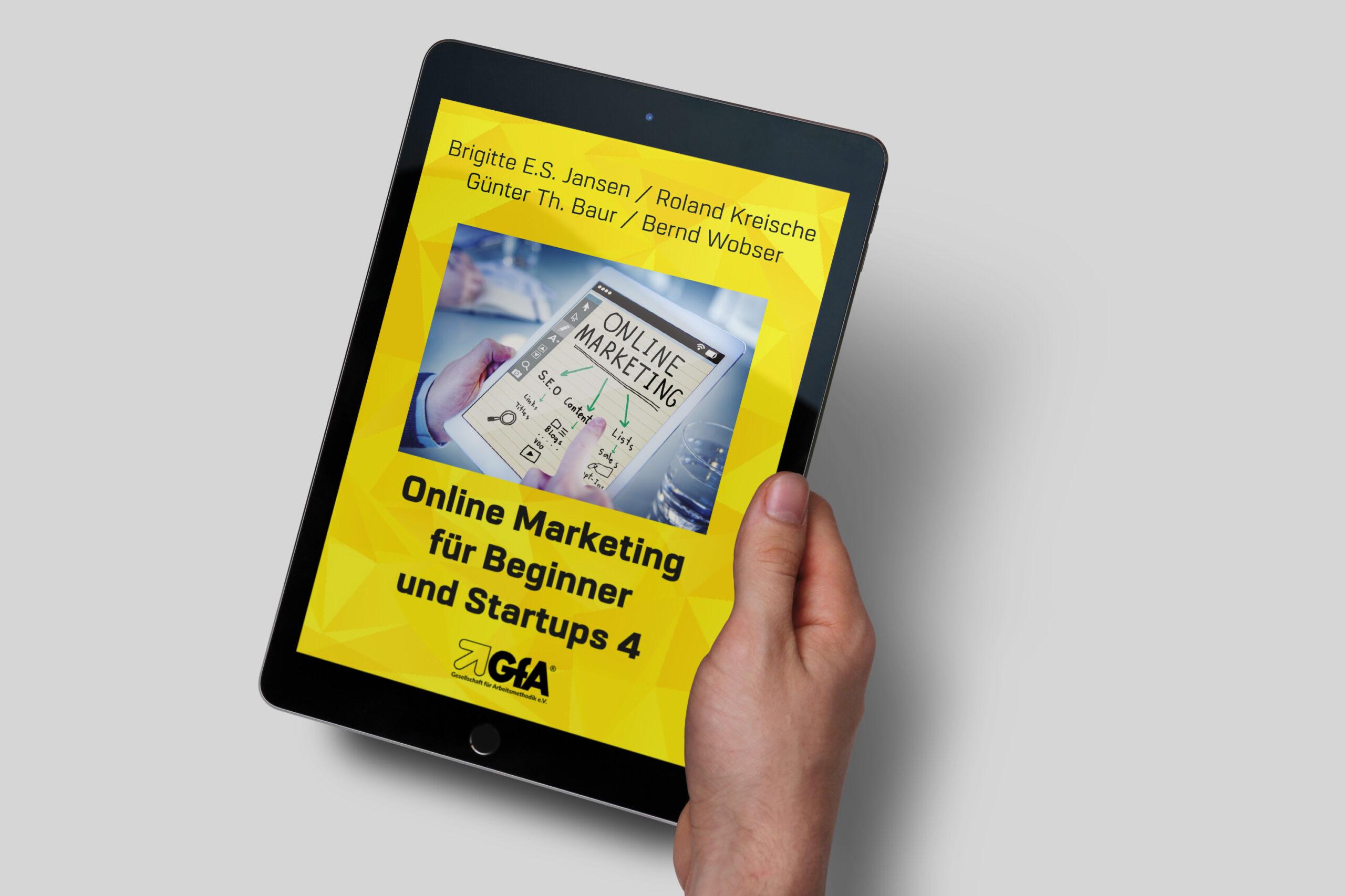 Online Marketing 4 Ebook